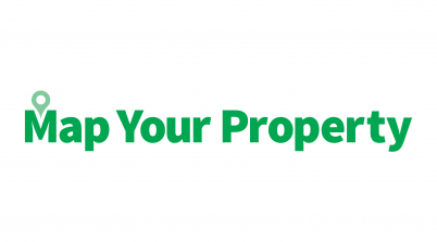 map your property logo