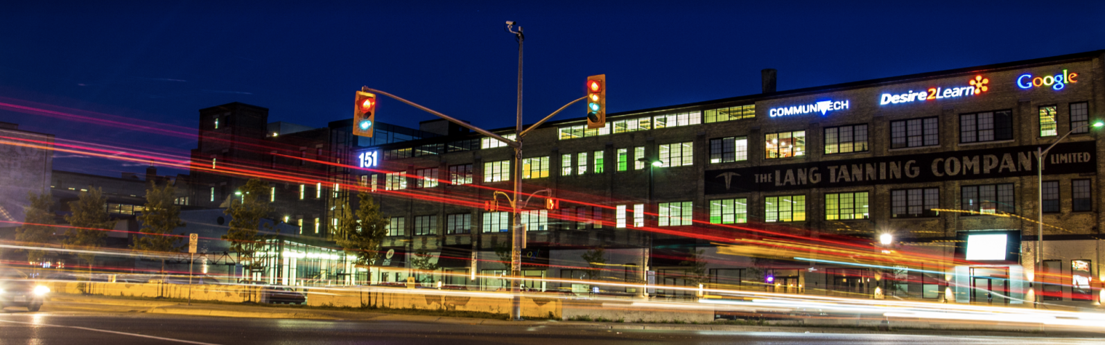 the Communitech Hub